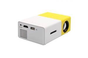 Проектор Led Projector Kronos YG300 с динамиком  (sp_4207)