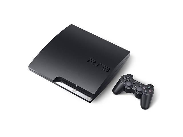бу Прошита Playstation 3 PS3 Slim 250GB+80 игр БЕСПЛАТНО в Ровно