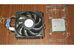 Процессор AMD Athlon II X2-260 3.2GHz Socket AM3 с кулером.