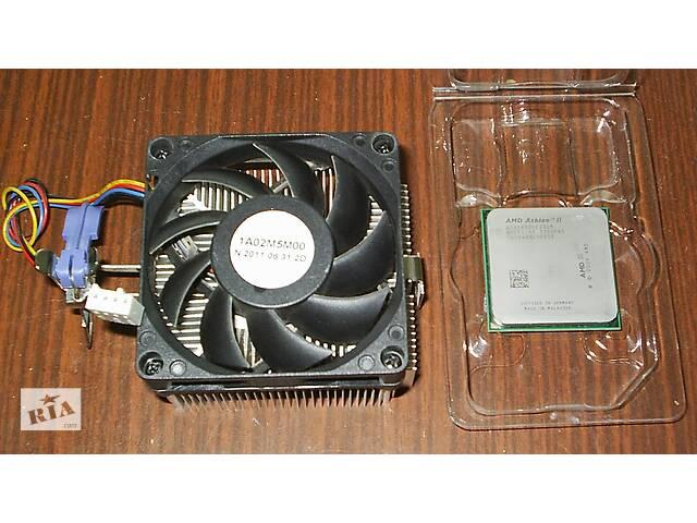 продам Процессор AMD Athlon II X2-260 3.2GHz Socket AM3 с кулером. бу в Никополе