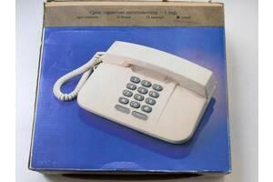 Проводной Телефон Приор ТА-1 Серого Цвета