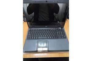 Производительный ноутбук в хорошем состоянии MSI CX600.