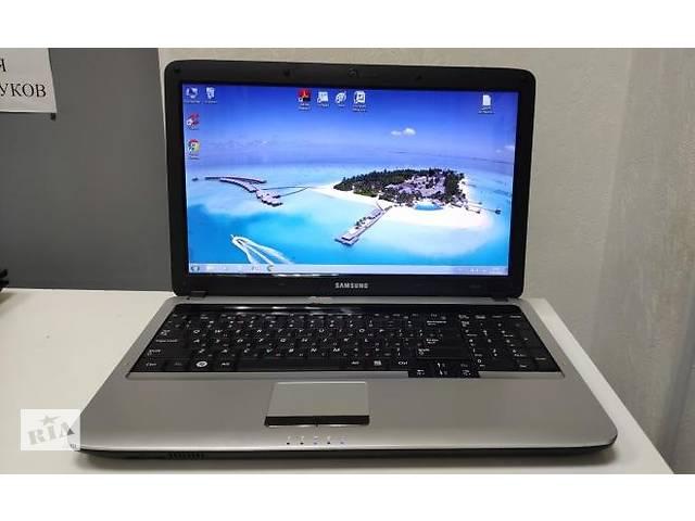 Производительный ноутбук в хорошем состоянии Samsung RV510.