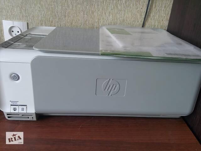 бу Принтер HP Photosmart C3100 All-in-One series в Полтаве