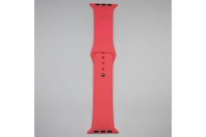 Ремешок Apple Watch 42mm M/L silicone Sweet pink