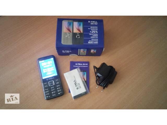купить бу S-TELL S5-02 Black (комплект) в Харькове