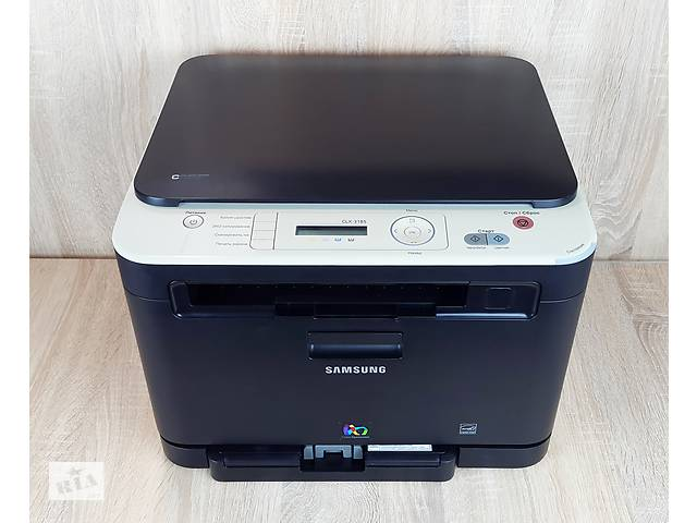 купить бу Samsung CLX-3185 Цветное МФУ в идеальном состоянии. Гарантия. в Киеве