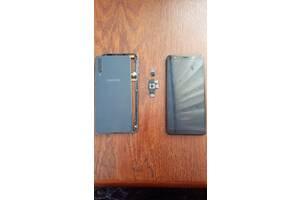 Samsung SM-A750FN дисплейный модуль, корпус, крышка, нижняя плата