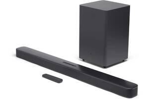 Саундбар JBL BAR 2.1 Black