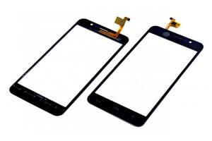 Сенсор (Touch screen) Doogee (HomTom) HT16/  HT16 Pro/  Ergo A503 чёрный