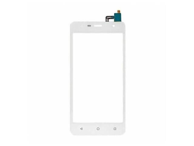 Сенсор (Touch screen) Nomi i5010 белый- объявление о продаже  в Харькове