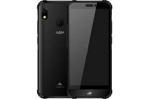 Смартфон AGM A10 IP68 Black 6/128GB