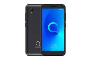 Смартфон Alcatel 1 5033В 1/8Gb Volcano Black (Код товара:13892)