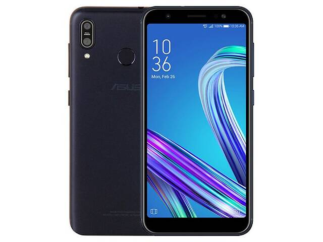 Смартфон Asus ZenFone Max M1 ZB555KL 2/16GB Black- объявление о продаже  в Киеве