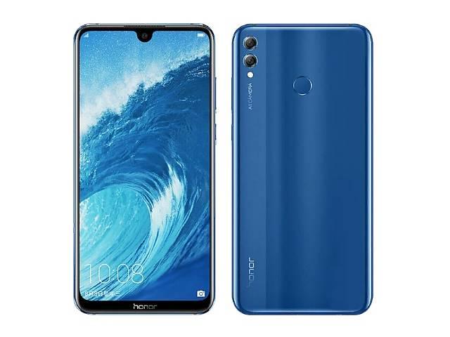 Смартфон Huawei Honor 8X Max 6/64GB Blue- объявление о продаже  в Киеве