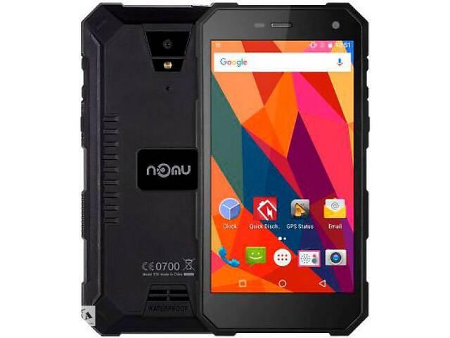 купить бу Смартфон Nomu S10 IP68 Black в Киеве