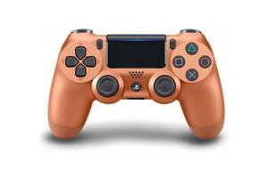 Геймпад Sony DualShock 4 V2 Copper