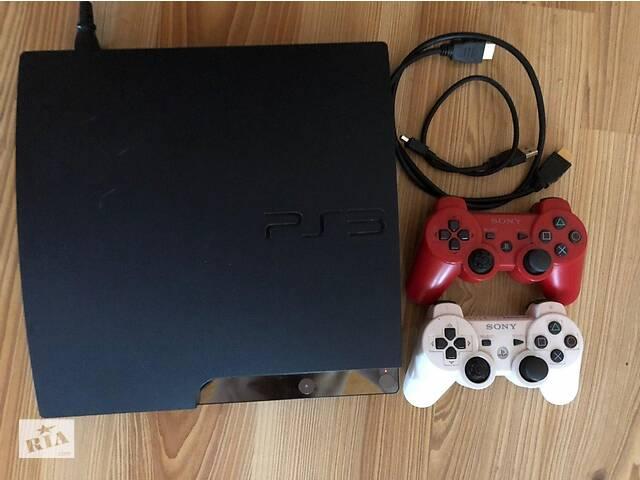 купить бу Sony Playstation 3 320 Gb Прошитая в Кельменцах