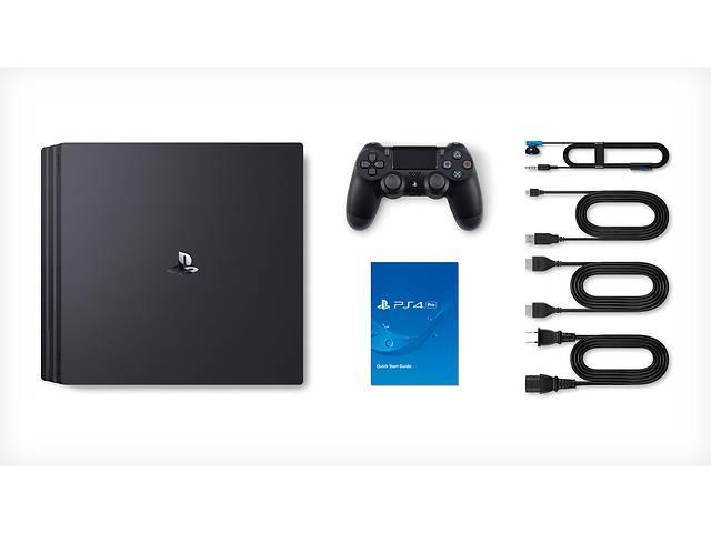купить бу SONY PlayStation 4 pro 1 TB в Киеве