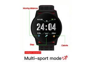 Спортивные смарт-часы для мужчин и женщин