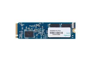 SSD накопитель Apacer M.2  500GB AS2280Q4 NVMe PCIe 4.0 x4 2280 3D TLC (AP500GAS2280Q4-1)