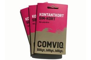 Сим карты Comviq Швеция