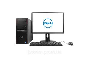 Системный блок Fujitsu Esprimo P710 Intel® Core™ i3-3220 4GB RAM 500GB HDD + Монитор Dell u2412