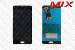 Тачскрин+матрица Meizu M5 Note (M621)Черный ОРИГИНАЛ