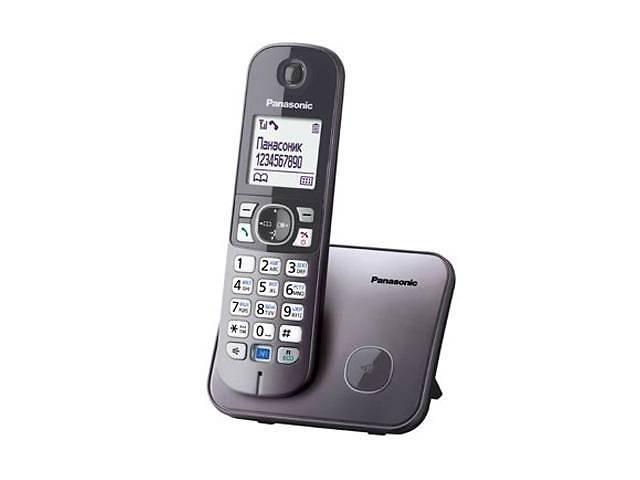 продам Телефон DECT PANASONIC KX-TG6811UAM бу в Харькове