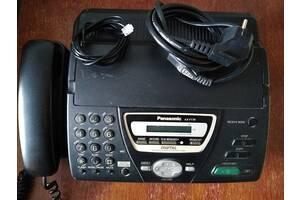 Телефон-факс Panasonic kx-FT78 в отличном состоянии.