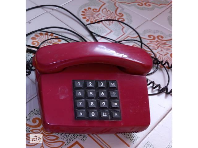 продам Телефон стаціонарний кнопковий. бу в Новій Водолагі