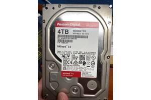 Срочно продам HDD SATA 4.0TB WD Red Pro NAS 7200rpm 256MB (WD4003FFBX)
