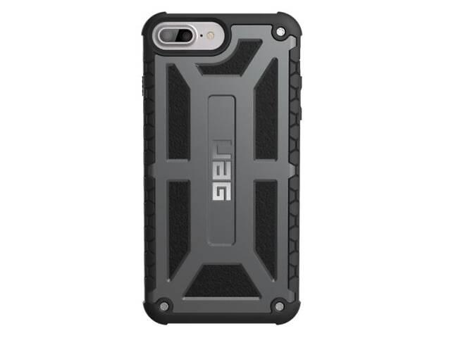 продам UAG Monarch case для iPhone 8/7/6S/6 Plus %5bGraphite} GrphtIPH8/7PLS-M-GR бу в Киеве