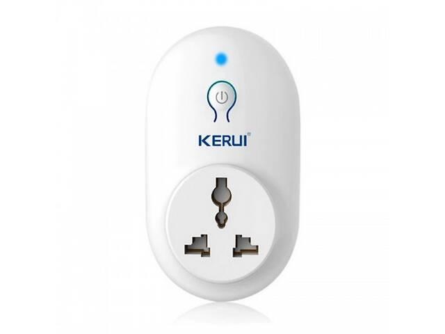 продам Умный дом умная розетка Kerui WiFi KR-S72 (DFLFRWEWED) бу в Одессе