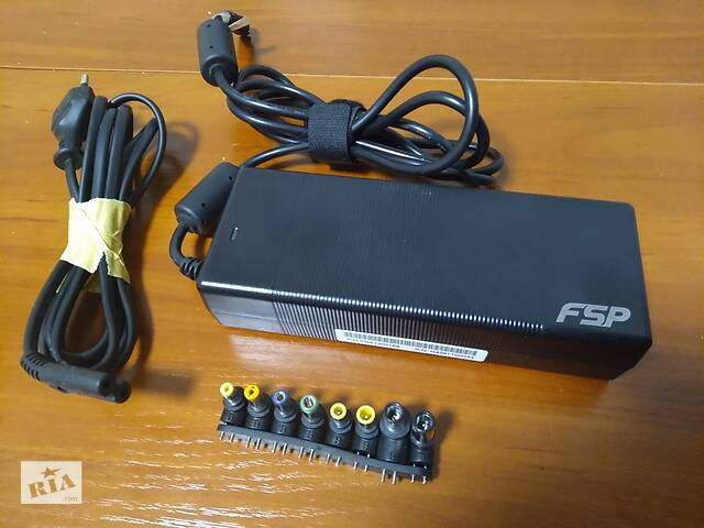 бу Универсальный блок питания 120W FSP NB120 для ноутбуков в Черноморске (Ильичевск)