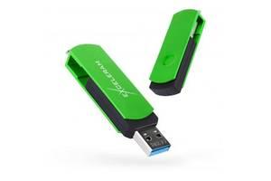 USB флеш накопитель eXceleram 16GB P2 Series Green/Black USB 3.1 Gen 1 (EXP2U3GRB16)