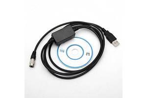 USB кабель данных для тахеометров Sokkia Topcon