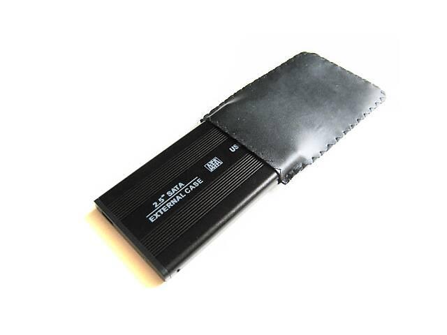 купить бу Внешний 2.5 USB 2.0 SATA Карман жесткого диска в Харькове