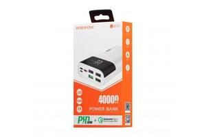 Внешний аккумулятор Power Bank Borofone DBT01 PD 40000 mAh SKL11-230595