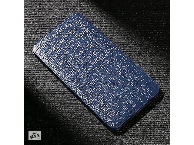продам Внешний аккумулятор Power bank USAMS Mosaic 5000 mah Blue бу в Запорожье