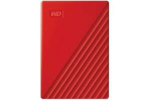 "Внешний жесткий диск 2.5"" 2TB WD (WDBYVG0020BRD-WESN)"