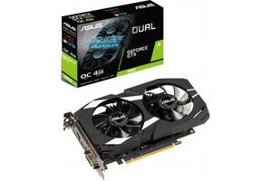 Видеокарта ASUS GeForce GTX1650 4096Mb DUAL OC (DUAL-GTX1650-O4G)