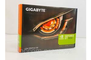 Видеокарта GeForce GT 1030 Low Profile OC 2GB GDDR5 (64bit) (HDMI, DisplayPort)