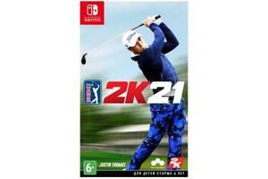 Игра Nintendo PGA 2K21 (5026555068949)