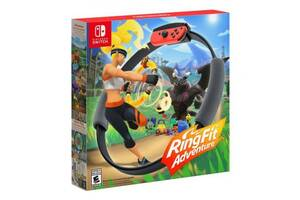 Игра Nintendo Switch Ring Fit Adventure