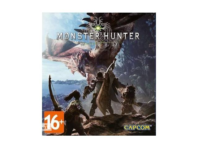 Игра PC MONSTER HUNTER: WORLD- объявление о продаже  в Харькове