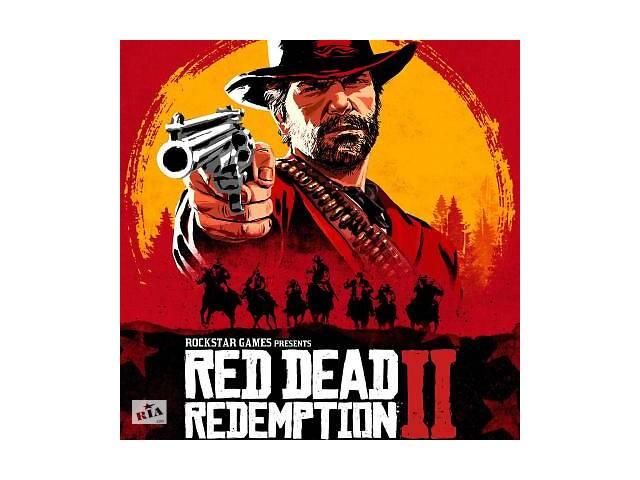 купить бу Игра SONY Red Dead Redemption 2 [Blu-Rayдиск] PS4 Russian subtitles (5026555423175) в Харькове