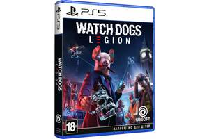 Игра SONY Watch_Dogs: Legion (PSV8)