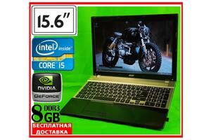 ИГРОВОЙ ноутбук Acer: Intel Core i5 Geforce 8Gb. БЕСПЛАТНАЯ доставка