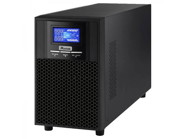 продам Источник бесперебойного питания Mustek PowerMust 1000 LCD Online (1000-LCD-ON-T20) бу в Киеве
